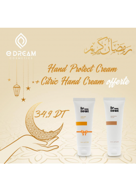 Crème à main - protectrice - Hand Protect Cream
