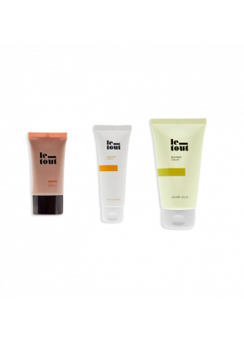Creamy Pack: BB Cream + Citric Hand Cream + Body Silky Cream