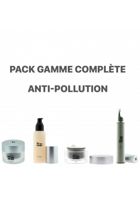Pack Gamme Complète ANTI-POLLUTION