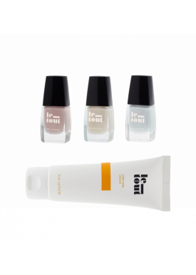 Pack French Manicure